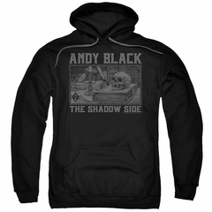 Andy Black Hoodie The Shadow Side 2 Black Sweatshirt Hoody