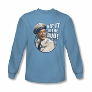 Andy Griffith Nip It Long Sleeve Tee T-Shirt
