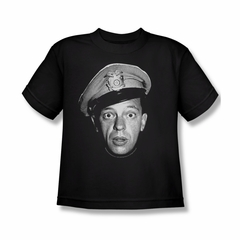 Andy Griffith Shirt Barney Kids Shirt Youth Tee T-Shirt