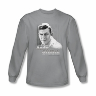 Andy Griffith Show Shirt In Memory Of Long Sleeve Tee T-Shirt