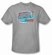 Andy Griffith Show T-shirt - FLOYD'S BARBER SHOP Adult Heather Tee