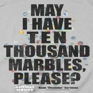 Animal House Marbles Shirts