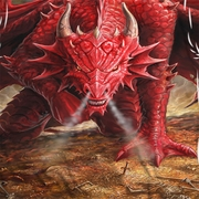 Anne Stokes Red Dragon Sublimation Shirts