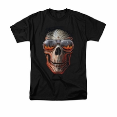 Anne Stokes Shirt Cool Skull Black T-Shirt