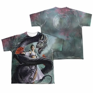 Anne Stokes Shirt Dragon Dance Sublimation Youth Shirt