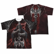 Anne Stokes Shirt Rock God Sublimation Youth Shirt