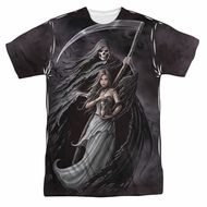 Anne Stokes Shirt The Reaper Sublimation Shirt