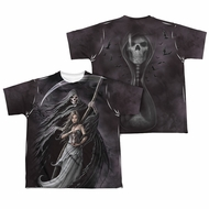Anne Stokes Shirt The Reaper Sublimation Youth Shirt