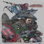 Archer & Armstrong Fight Back Shirts