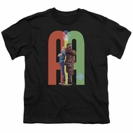Archer & Armstrong Kids Shirt Back To Back Black T-Shirt
