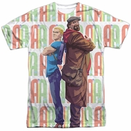 Archer & Armstrong Shirt Back to Back Sublimation Shirt