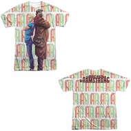 Archer & Armstrong Shirt Back to Back Sublimation Shirt Front/Back Print