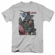 Archer & Armstrong Shirt Fight Back Silver T-Shirt