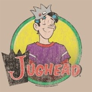 Archie Jughead Distressed Logo Shirts