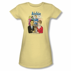 Archie Shirt Juniors Possible Banana T-Shirt