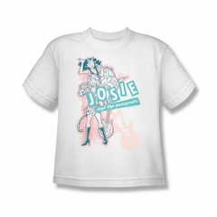 Archie Shirt Kids Glam Rockers White T-Shirt