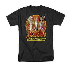 Archie Shirt Power Trio Black T-Shirt