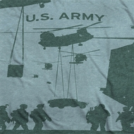 Army Airborne Sublimation Shirts