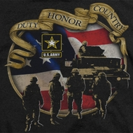 Army Duty Shirts