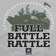 Army Full Battle Shirts