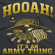 Army Hooah Shirts