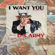 Army I Want You Sublimation Shirts