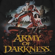 Army Of Darkness Bloody Poster Shirts