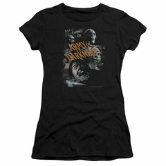 Army Of Darkness Juniors Shirt Covered Black T-Shirt