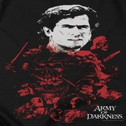 Army Of Darkness Pile Of Baddies Shirts