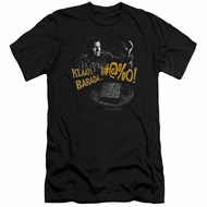 Army Of Darkness Slim Fit Shirt Klaatu...Barada Black T-Shirt