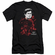 Army Of Darkness Slim Fit Shirt Pile Of Baddies Black T-Shirt