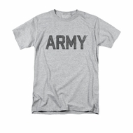 Army Shirt PT Gear Athletic Heather T-Shirt