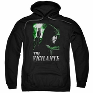 Arrow Hoodie The Vigilante Black Sweatshirt Hoody