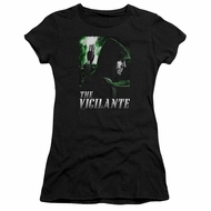 Arrow Shirt Juniors The Vigilante Black T-Shirt