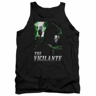 Arrow Shirt Tank Top The Vigilante Black Tanktop