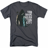 Arrow Shirt You Have Failed Charcoal T-Shirt