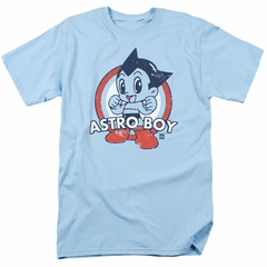 Astro Boy Shirt Target Light Blue Tee T-Shirt