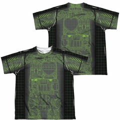 Astro Boy X Ray Sublimation Kids Shirt Front/Back Print