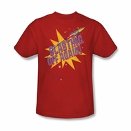 Astro Pop Shirt Blast Off Red T-Shirt