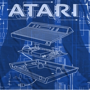 Atari Inside Out Sublimation Shirts