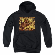 Atari Kids Hoodie Tempest Demon Reach Black Youth Hoody