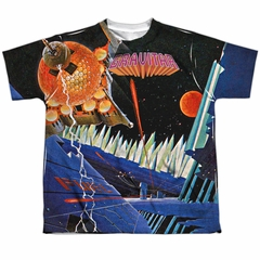 Atari Shirt Gravitar Sublimation Youth Shirt