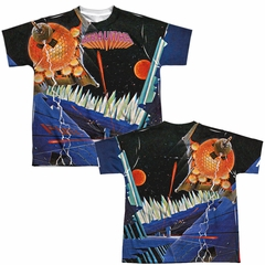 Atari Shirt Gravitar Sublimation Youth Shirt Front/Back Print