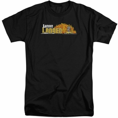Atari Shirt Lunar Lander Black Tall T-Shirt