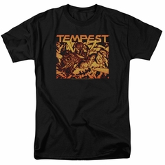Atari Shirt Tempest Demon Reach Black T-Shirt