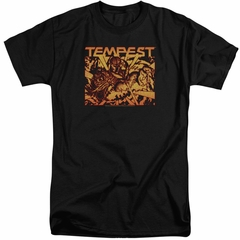 Atari Shirt Tempest Demon Reach Black Tall T-Shirt