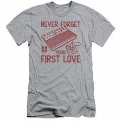 Atari Slim Fit Shirt First Love Athletic Heather T-Shirt