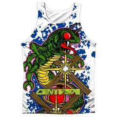 Atari Tank Top Centipede Insect Attack Sublimation Tanktop
