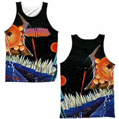 Atari Tank Top Gravitar Sublimation Tanktop Front/Back Print