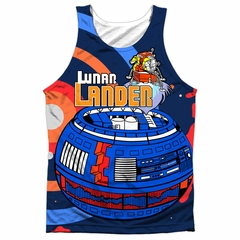 Atari Tank Top Lunar Landing Sublimation Tanktop